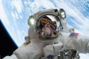 studying worms in space to boost astronaut health
