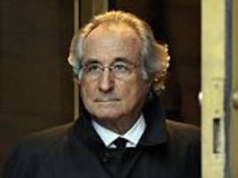 Bernie Madoff says pain of losing sons was worse than pain he inflicted